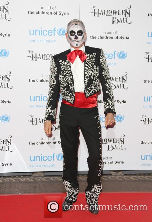 UNICEF UK Halloween Ball - Arrivals