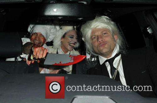 Dan Baldwin, Dermot O'leary and Dee Koppang 2
