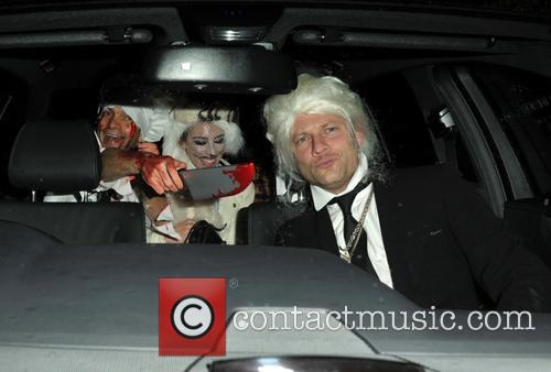 Dan Baldwin, Dermot O'leary and Dee Koppang 1