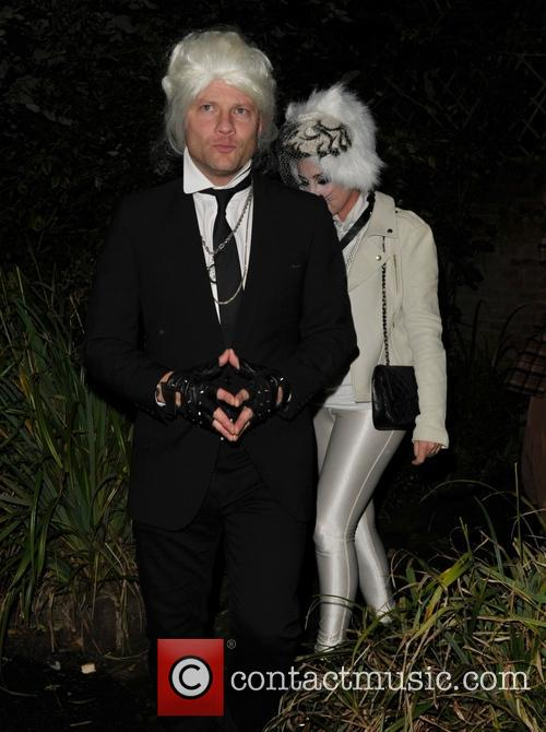 dermot o'leary jonathan ross halloween party 3931809