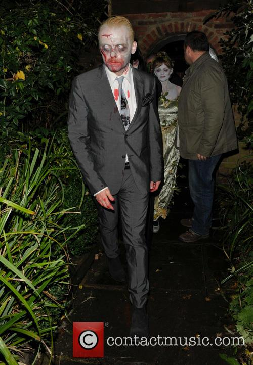simon pegg jonathan ross halloween party 3931830