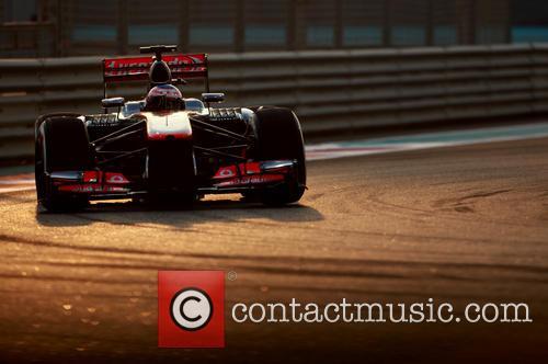 2013 Formula 1 Etihad Airways Abu Dhabi Grand...
