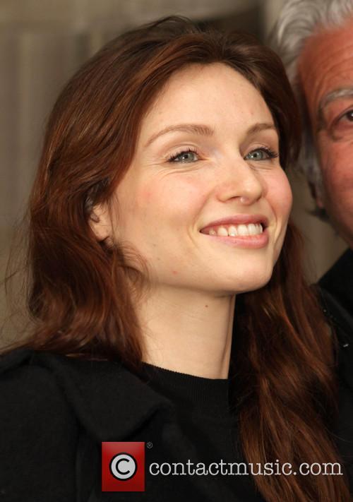 sophie ellis bextor celebrities outside the bbc 3932060