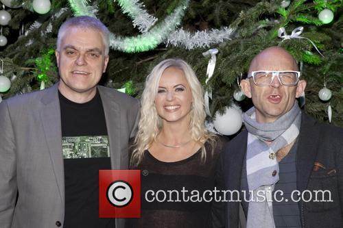Jason Bradbury, Jon Bentley and Pollyanna Woodward 1