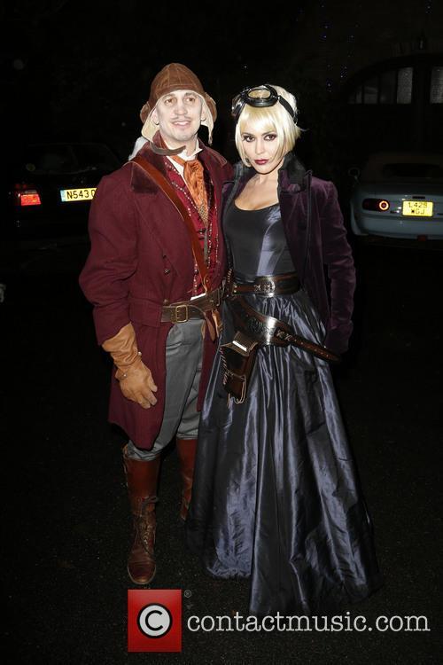 Gary Lineker and Danielle Lineker 3