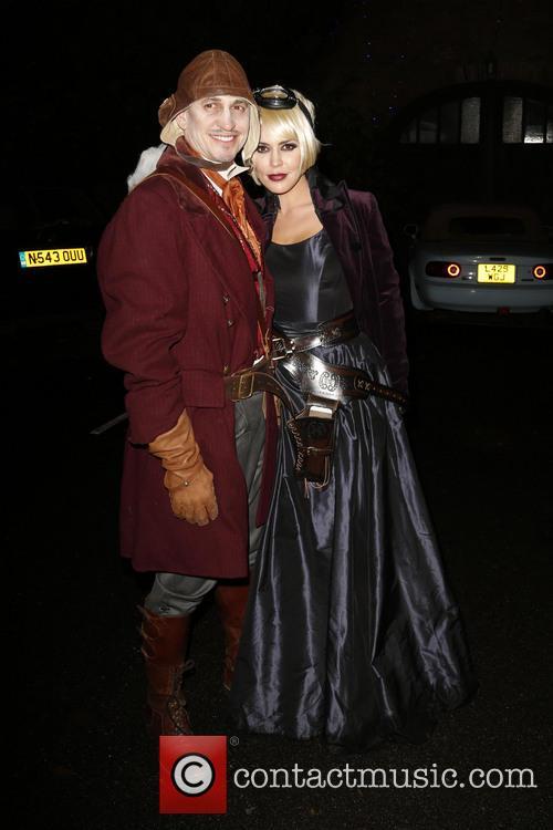 Gary Lineker and Danielle Lineker 8