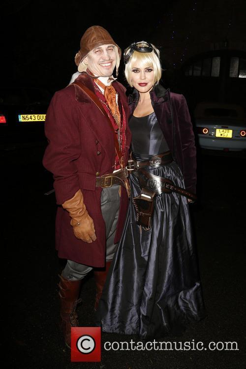 Gary Lineker and Danielle Lineker 10