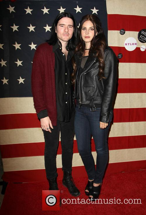 Barrie James O'Neill and Lana Del Rey