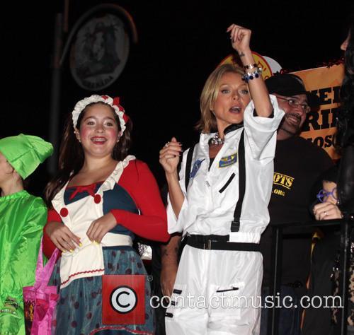 Kelly Ripa and Lola Grace Consuelos 6