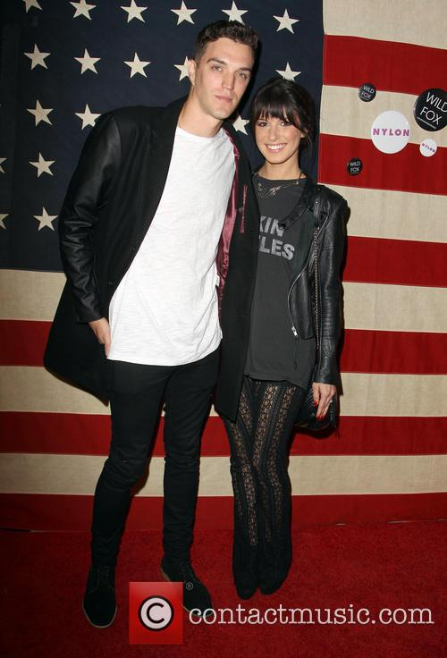 Josh Beech and Shenae Grimes 2
