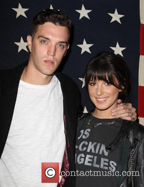 Josh Beech and Shenae Grimes 5