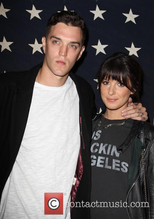 Josh Beech and Shenae Grimes 1