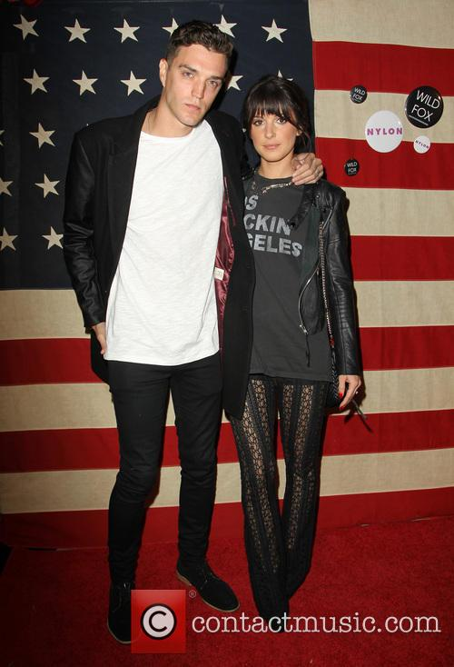 Josh Beech and Shenae Grimes 7