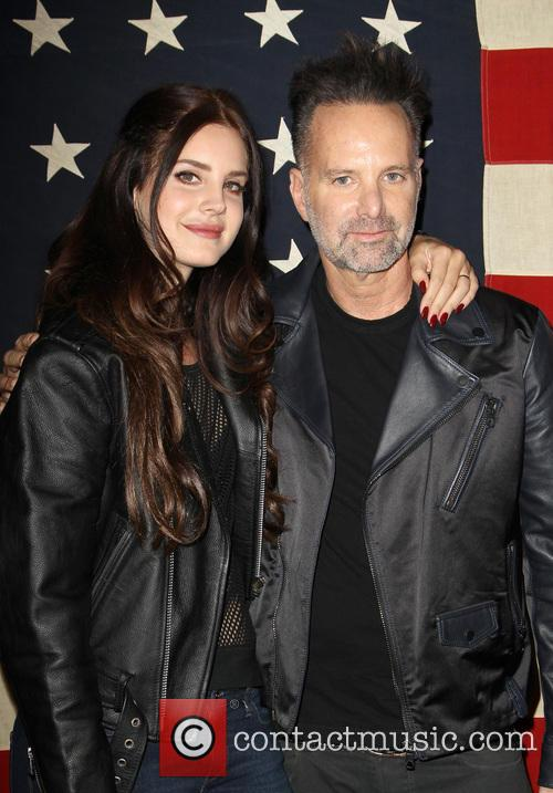 Lana Del Rey and Marvin Scott Jarrett 10
