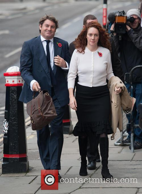 Charlie Brooks and Rebekah Brooks 2