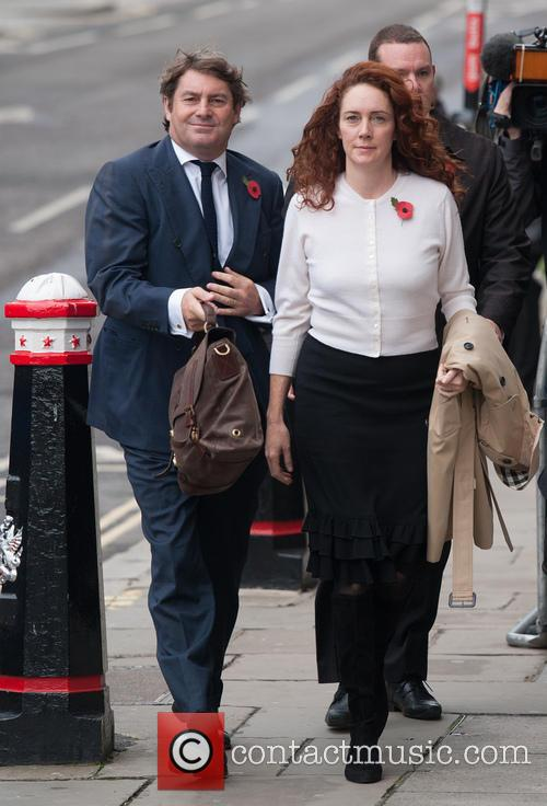 Charlie Brooks and Rebekah Brooks 5