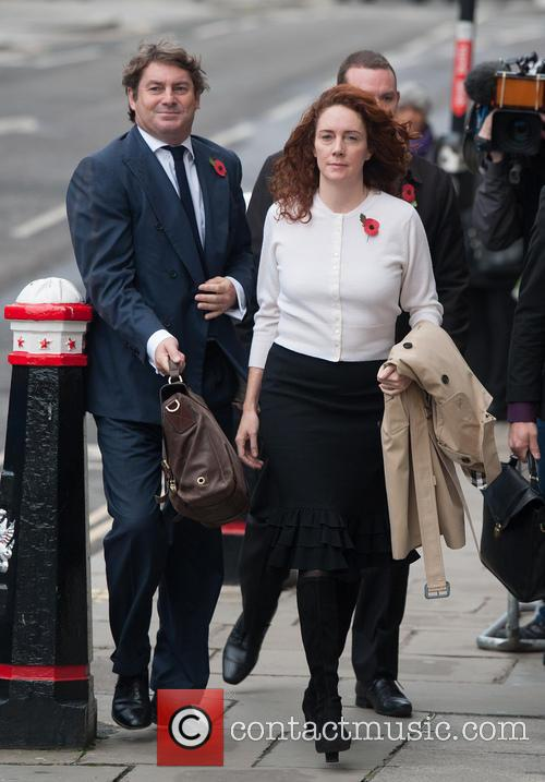 Charlie Brooks and Rebekah Brooks 6