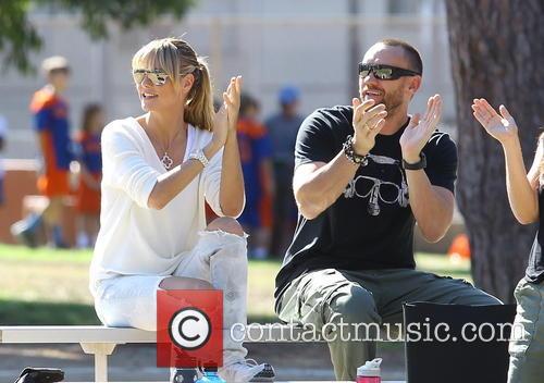 Heidi Klum and Martin Kirsten 1