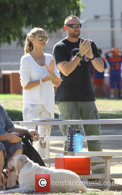 Heidi Klum and Martin Kirsten 7