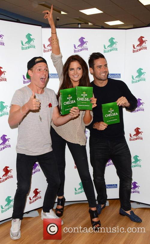 Jamie Laing, Alexandra Felstead and Spencer Matthews 3