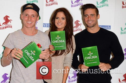 Jamie Laing, Alexandra Felstead and Spencer Matthews 4
