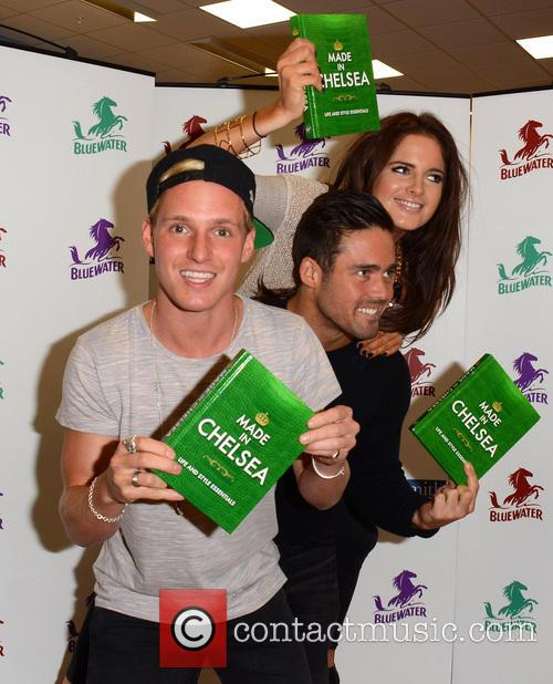 Jamie Laing, Alexandra Felstead and Spencer Matthews 5