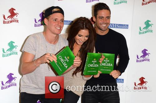 Jamie Laing, Alexandra Felstead and Spencer Matthews 9