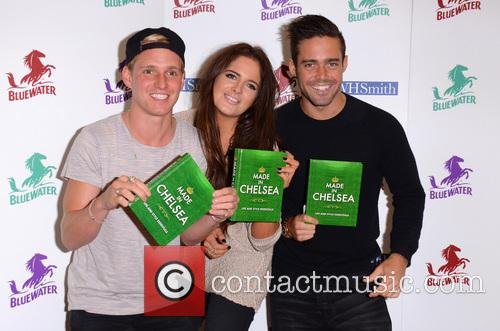 Jamie Laing, Alexandra Felstead and Spencer Matthews 11