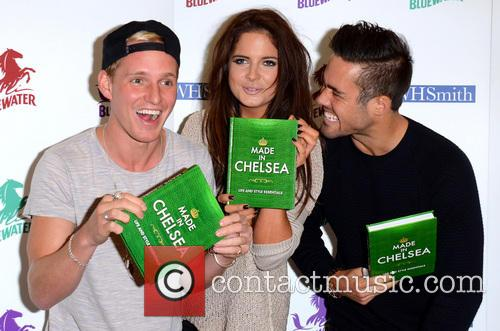 Jamie Laing, Alexandra Felstead and Spencer Matthews 14