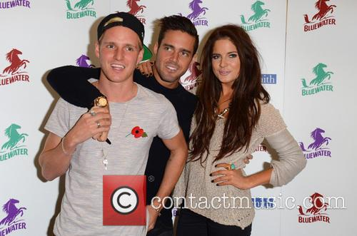 Jamie Laing, Alexandra Felstead and Spencer Matthews 15