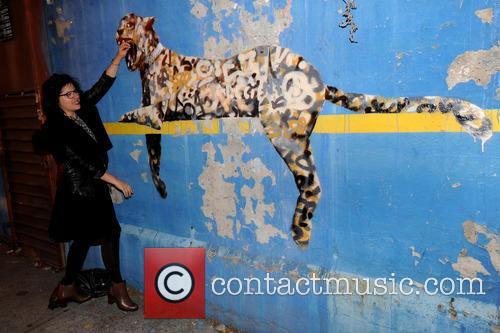 Banksy reveals penultimate piece