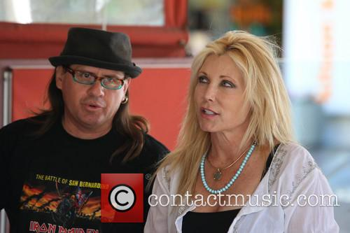 Pamela Bach and Rick Mendoza 2