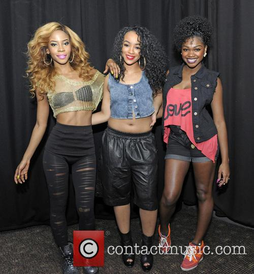 Rielle Carrington, Sese Foster, Jeanette Akua and Miss Dynamix 3