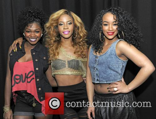 Miss Dynamix perform at G-A-Y