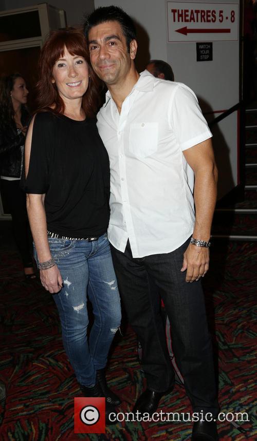 Michelle Casamassa and Chris Casamassa 2