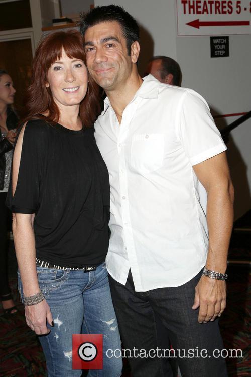 Michelle Casamassa and Chris Casamassa 1