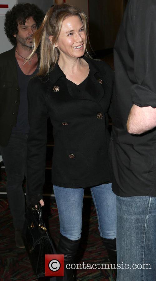 Renee Zellweger and Doyle Bramhall Ii 3