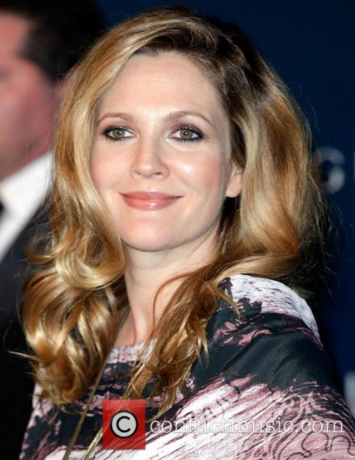 Drew Barrymore at LACMA 2013 Art and Film Gala