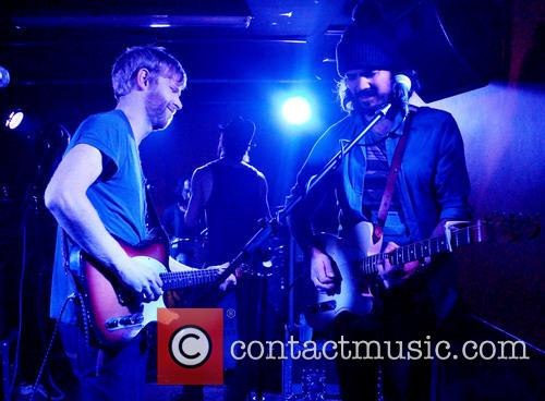 Paul Sayer, Luke Potashnick, Phil Campbell and The Temperance Movement 5