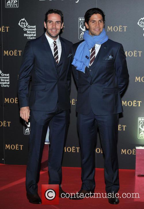 David Marrero and Fernando Verdasco 1