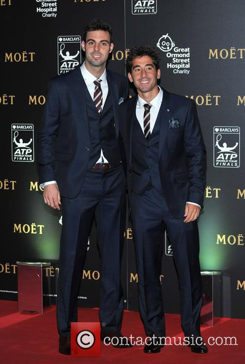 Marcel Granollers and Marc Lopez 2