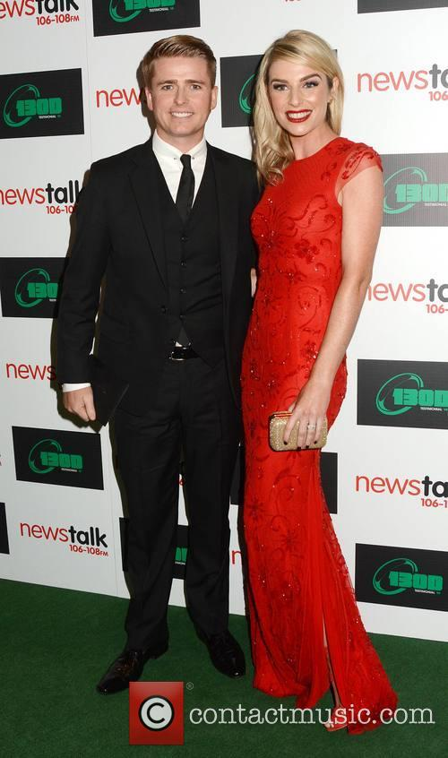 Brian Ormond and Pippa O'connor 2