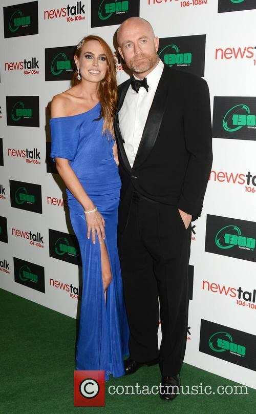 Leah Baker and Denis Hickie 2