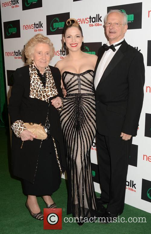 Madge Clabby, Imelda May and Tom Clabby
