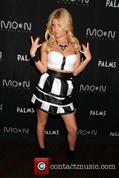 Chanel West Coast Hosts At Moon Nightclub