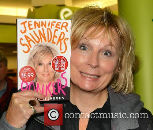 Jennifer Saunders 6