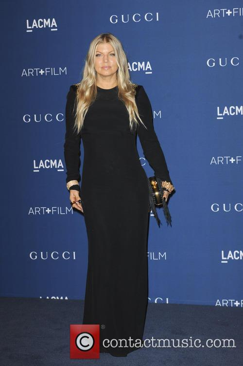 fergie lacma 2013 art and film gala 3933752