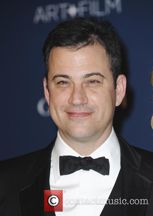 Jimmy Kimmel, LACMA 2013