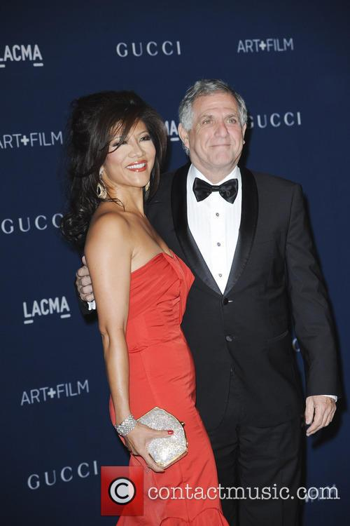 Julie Chen and Leslie Moonves 6