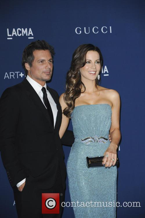 Kate Beckinsale and Len Wiseman 9